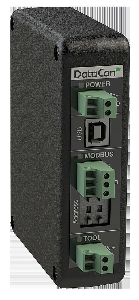 Multi Gauge Rail Mounted Surface Telemetry Card