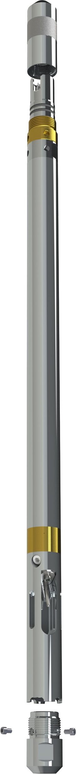Pressure-Temperature-Flow (PTF) Sensor