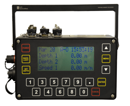 Portable Memory Recorder (PMR)