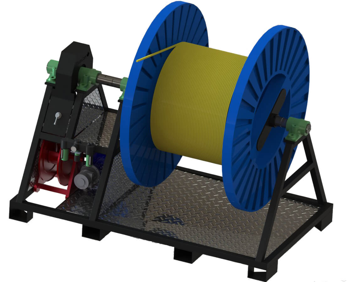 Spooling Unit